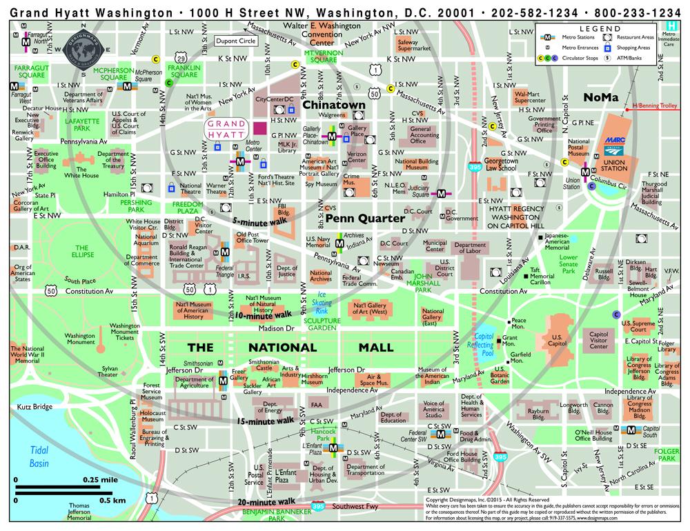 Washington Dc Metro Map With Hotels Washington Dc Metro Hotels Map | 2018 World's Best Hotels