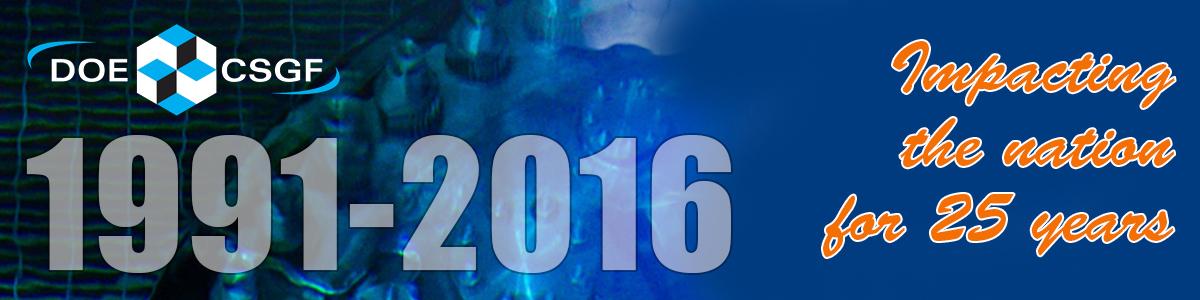 2016 25th Anniversary