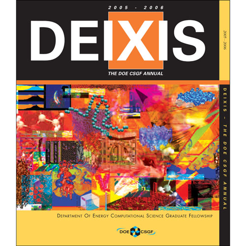 Cover of DEIXIS 2004-2005 Magazine