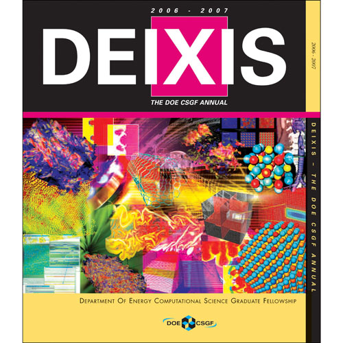 Cover of DEIXIS 2006-2007 Magazine