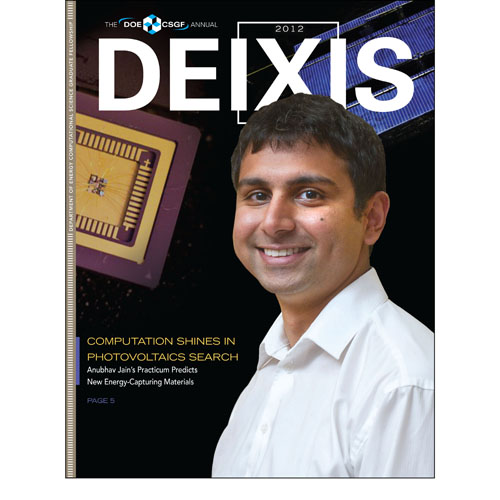 Cover of DEIXIS 2012 Magazine