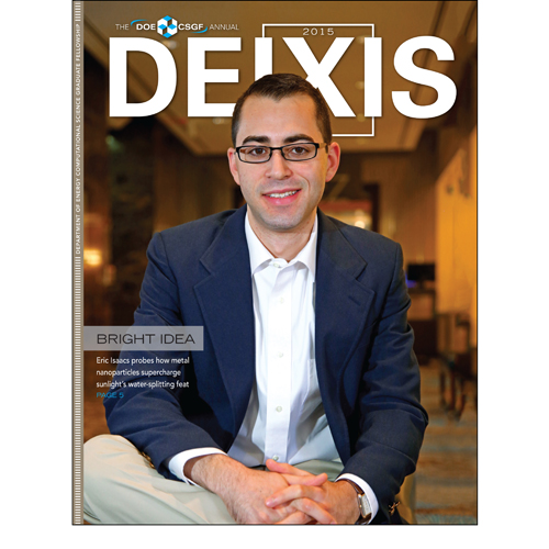 Cover of DEIXIS 2015 Magazine