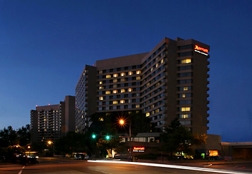 Arlington's Crystal Gateway Marriott will serve as the 2014 DOE CSGF Annual Program Review site.