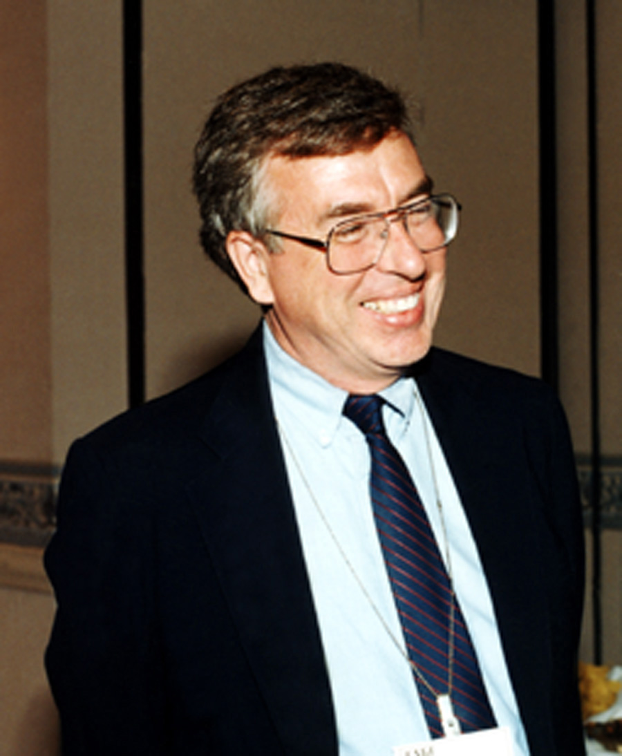 Frederick A. Howes managed the DOE's Applied Mathematical Science Program in the 1990s.