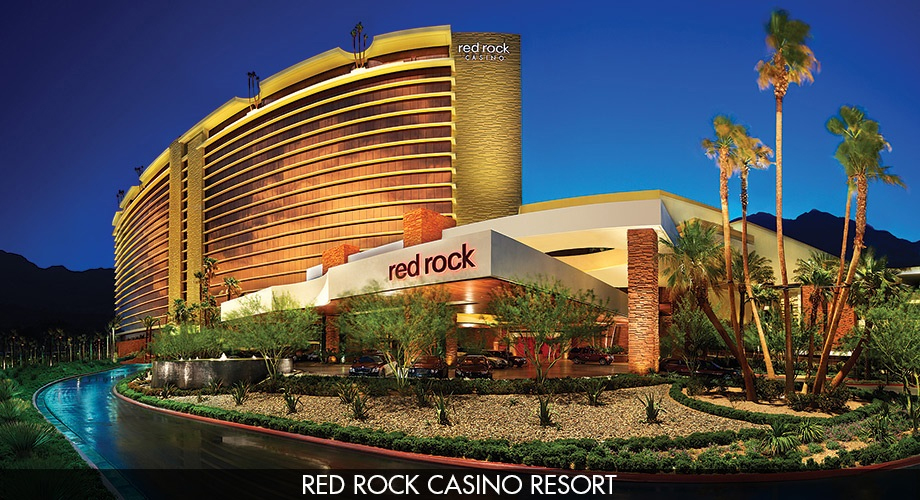 Red Rock Resort will serve as the 2016 program review site.