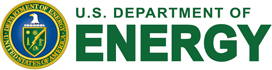Logo: U.S. Departement of Energy