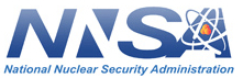 Logo: National Nuclear Security Administration